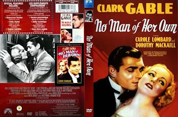 Carátula dvd: Casada por azar (1932) (No Man of Her Own)