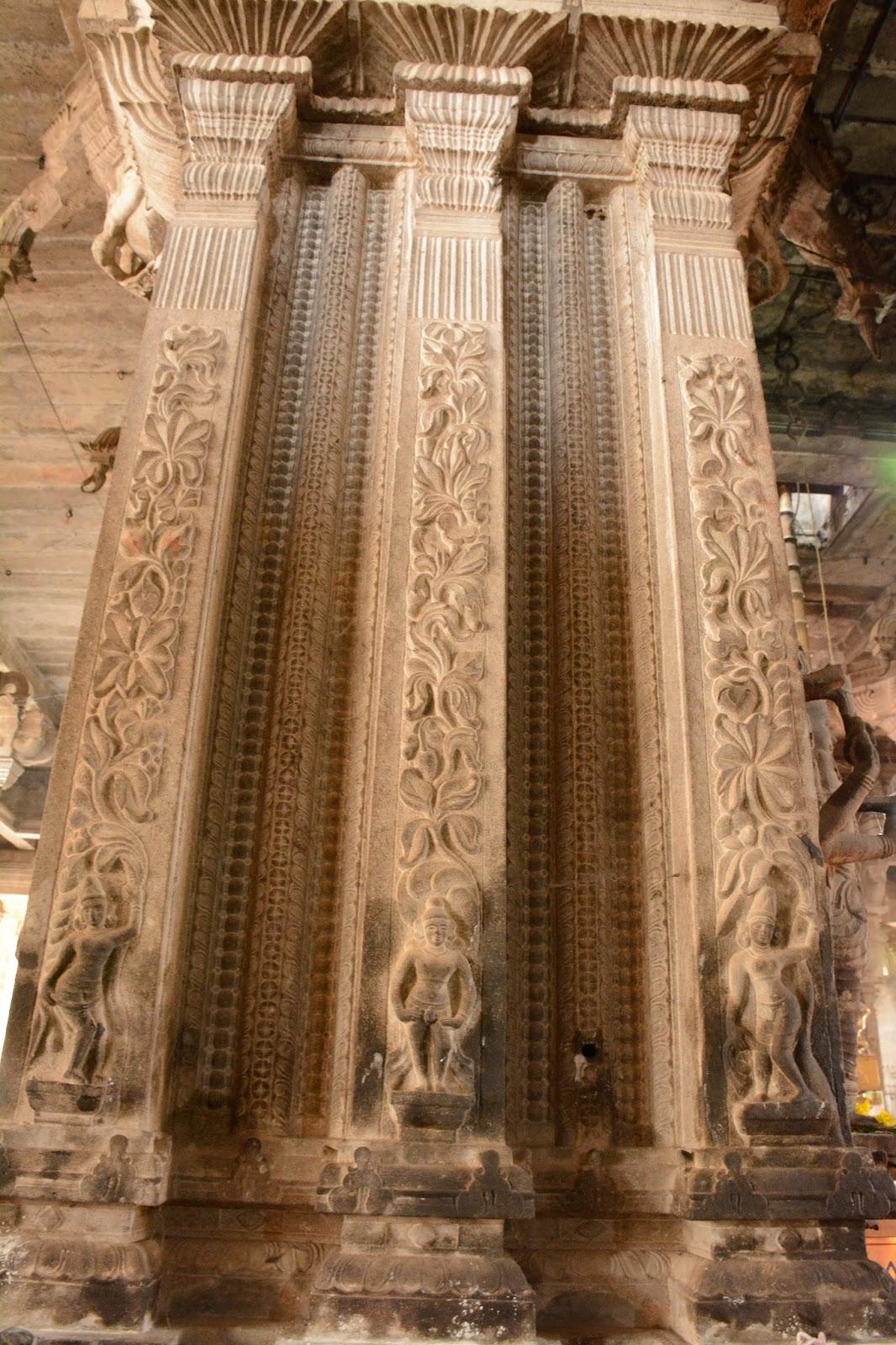 Tamilnadu Tourism Jambukeswarar Temple Thiruvanaikaval Trichy