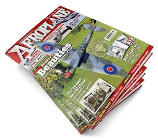 Aeroplane Magazine: March 2011