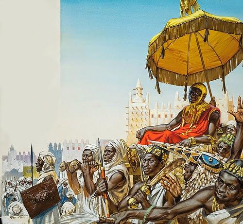 Mansa Musa, Kaisar Terkaya Suka Bagi-bagikan Emas