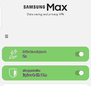 MTN daily Free browsing cheat 100mb Samsung Max VPN