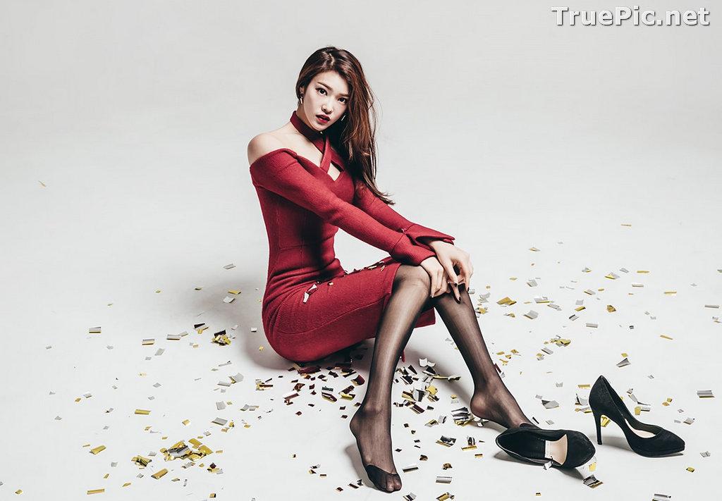 Image Korean Beautiful Model – Park Jung Yoon – Fashion Photography #11 - TruePic.net - Picture-22