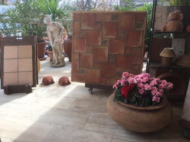 Terracotta: Δέσπω Μπακογιάννη 4 Annie Sloan Greece