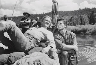The Big Sky movie Kirk Douglas