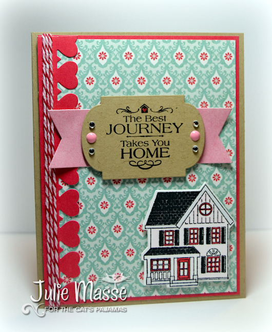 Stampin With Julie: Sneaky Peek Day 2 - Home For All Seasons