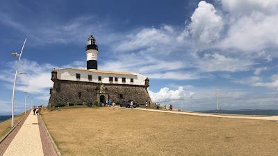 Farol da Barra Salvador - Bahia — Fotógrafo: Romilson Almeida