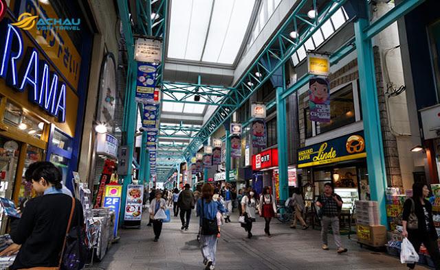 Tìm hiểu về những thành phố đáng sống nhất Nhật Bản