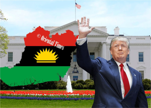 US Govt Lists Names Of IPOB Officers To Visit White House July 21 For Referendum Talk