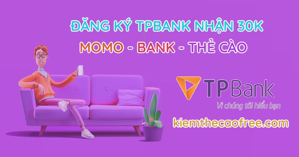 Hướng dẫn nhận 30K thẻ cào hoặc ví momo