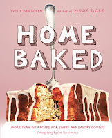 home baked by yvette van boven book cover