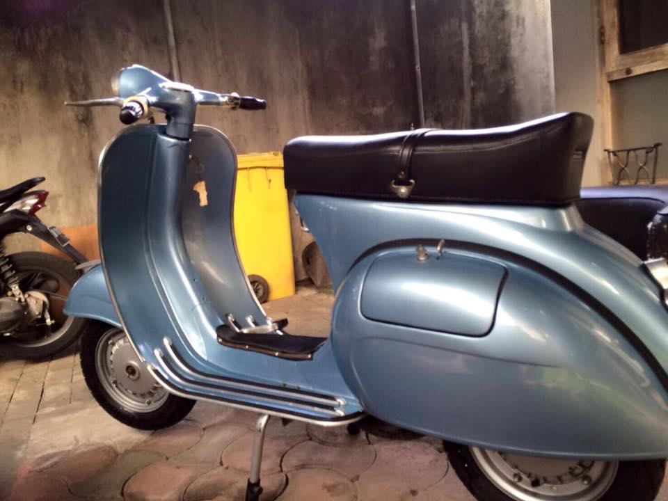 Bukapalak Vespa Antik Jual Vespa Vbb 1965 Jakarta Lapak Mobil