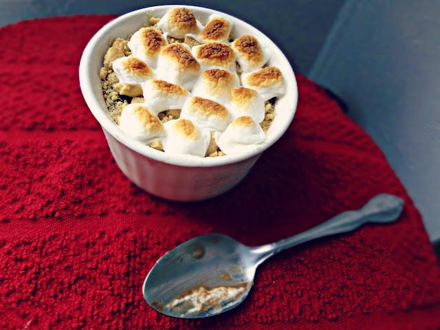 S'mores Crème Brûlée