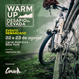 WARM UP - DESAFIO DA CEVADA 2020 (INFO)
