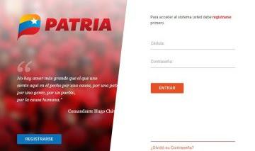 Actualización  niveles de verificación del perfil de usuario en la Plataforma Patria (VIDEO)