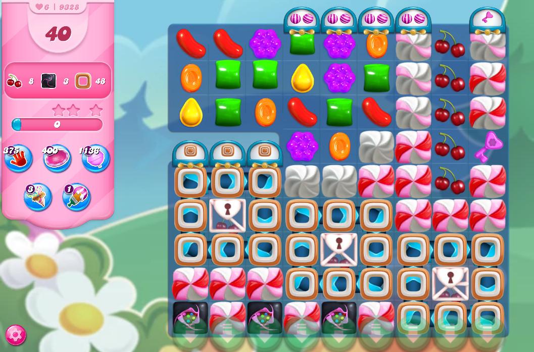 Candy Crush Saga level 9328