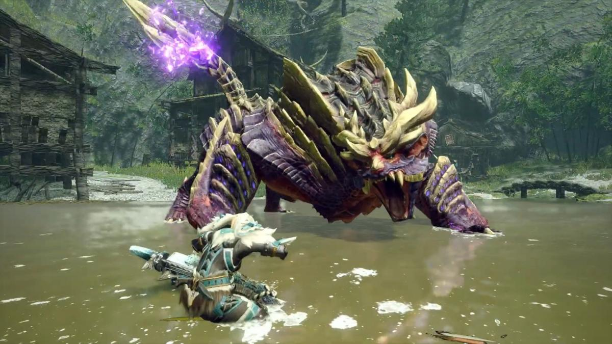 Monster Hunter Rise will receive its second update at the end of April, adding Apex Rathalos