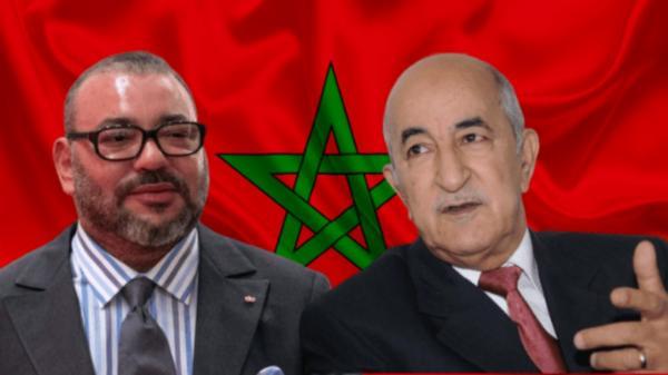 الملك محمد السادس يدعو بالشفاء العاجل للرئيس الجزائري