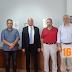 ΑΝΑΚΟΙΝΩΣΗ - Συνάντηση ΕΥΑΕ με Πρόεδρο ΔΣ ΕΚΑΒ κ. Ν. Παπαευσταθίου.