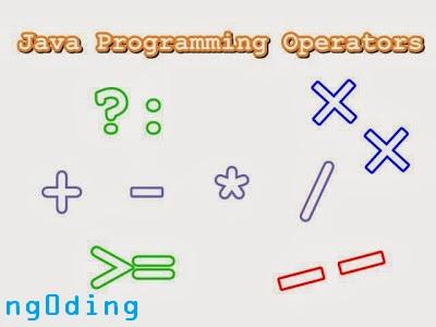 Cara Memakai Operator Dasar Dalam Bahasa Pemrograman Java