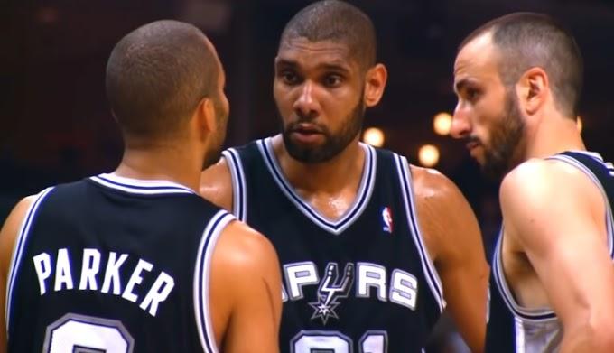 Η ιστορία του Σαν Αντόνιο Σπερς (San Antonio Spurs)