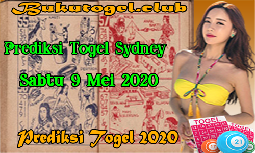 Prediksi Togel Sydney Sabtu 9 Mei 2020