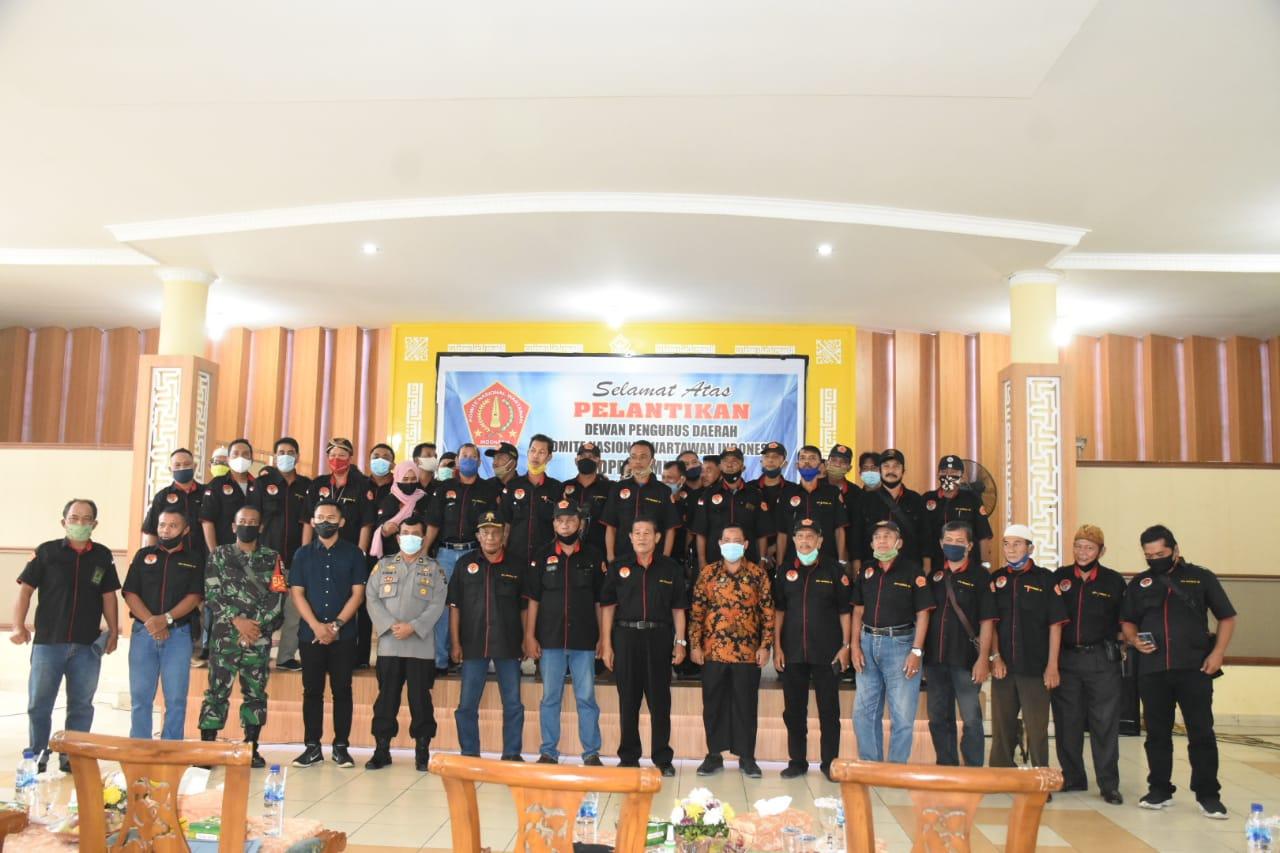 Walikota Dukung Program Kerja Komnas-WI Kota Tebingtinggi