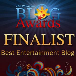 Philippine Blog Awards 2010 Nominee
