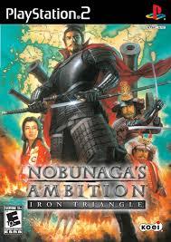 Nobunaga Ambition Iron Triangle PS2