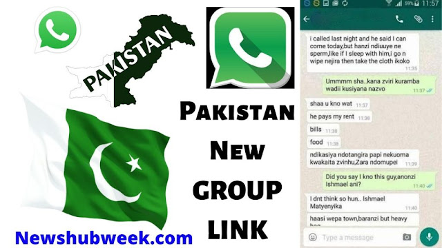 Join 900+ Pakistan Whatsapp group link