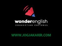 Lowongan Online English Teachers From Indonesia di Wonder English