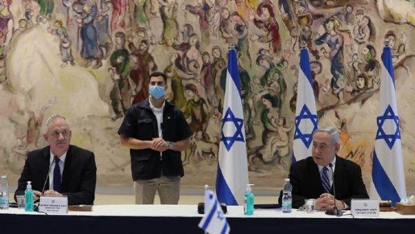 Israel incrementa preparativos para anexión de Cisjordania