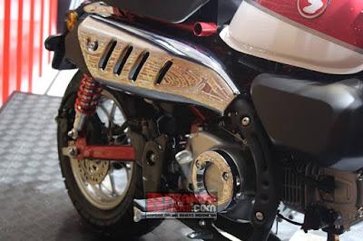 Honda Monkey Motor Mungil Yang Di Bandrol 60jt-an, Apa Kelebihannya ya?