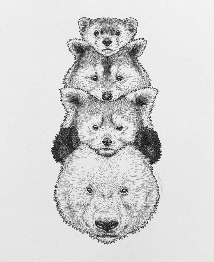 05-Animals without masks-Chen-Naje-www-designstack-co