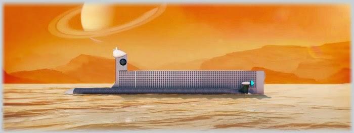 submarino explorar titã
