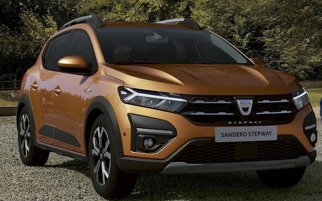 Novo Renault Sandero Stepway 2021
