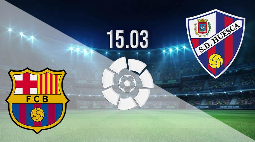 بث مباشر مباراة برشلونة وهويسكا