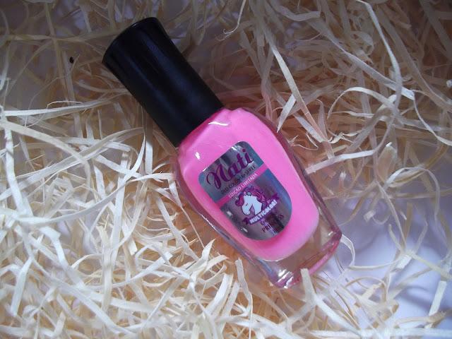 Esmalte Princess Nati Cosmetica