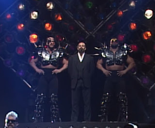 WCW Starrcade 1989 - The Road Warriors with Paul Ellering