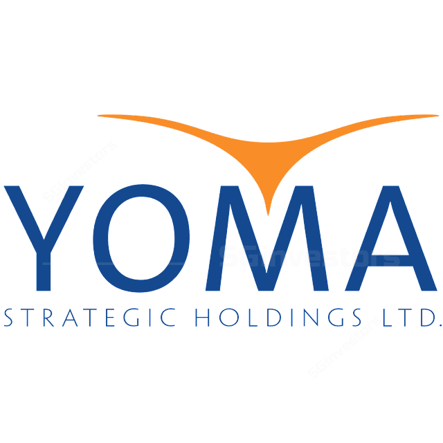 YOMA STRATEGIC HOLDINGS LTD (Z59.SI) @ SG investors.io