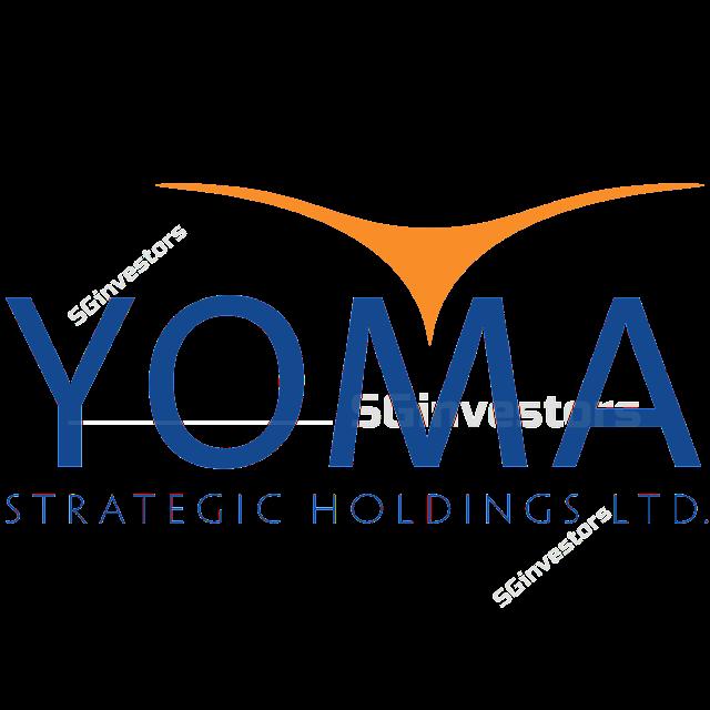 YOMA STRATEGIC HOLDINGS LTD (Z59.SI)