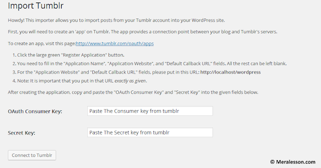 How To Move Tumblr Posts To WordPress Safely