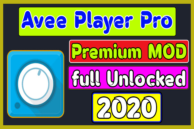 download avee player pro apk