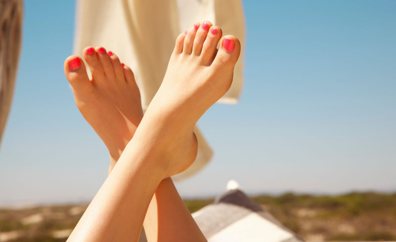 3 Secrets to Sandal-Ready Feet