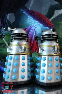 Custom TV21 Dalek Drone 02
