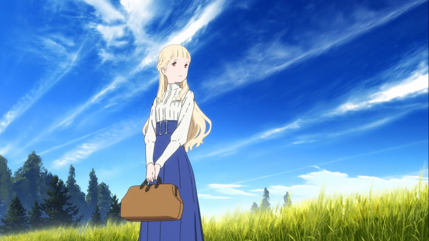Anime Movie Review Ending Explained Maquia When The Promised