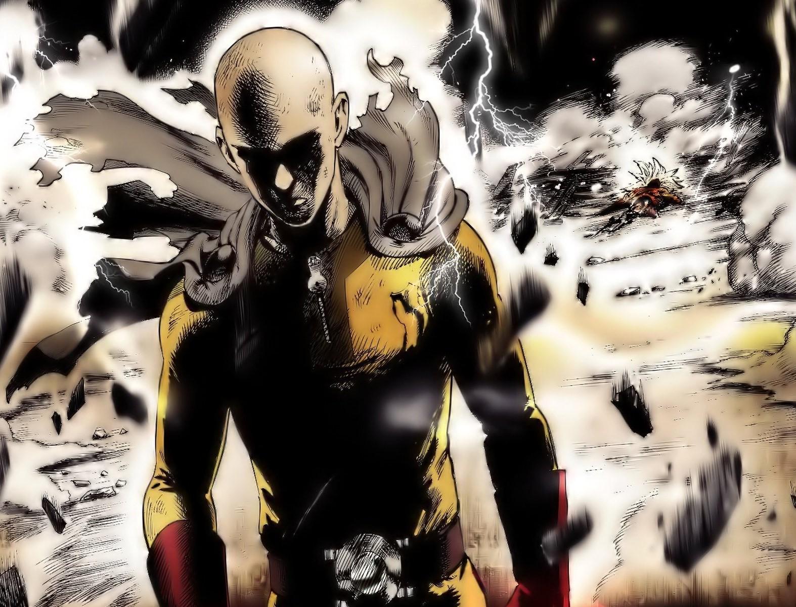 Manga One-Punch Man [ONE] Bahasa Indonesia PDF ~ MangaPDF
