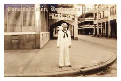 El inolvidable Cabaret La Conga de la Ciudad de Colón. Un sitio de clase.