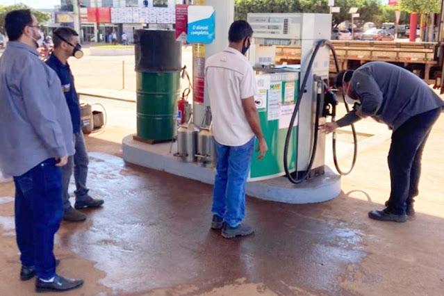 Ipem reforça fiscalização nos postos de combustíveis nos municípios de Rondônia