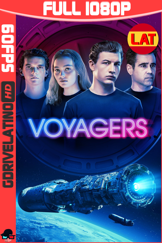 Voyagers (2021) BDRip 1080p (60 FPS) Latino-Ingles MKV