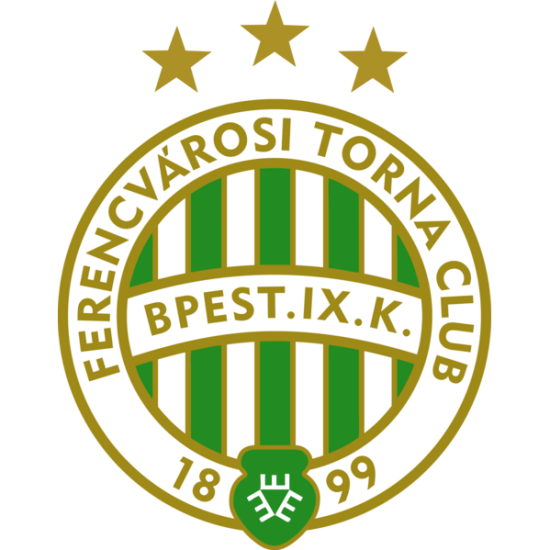 2020 2021 Plantilla de Jugadores del Ferencvárosi TC - Edad - Nacionalidad - Posición - Número de camiseta - Jugadores Nombre - Cuadrado
